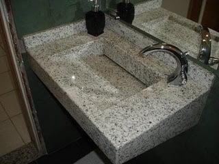granito cinza