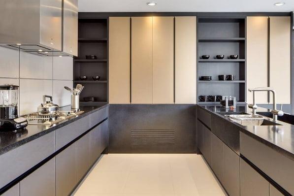 Vidro, Corian, moveis planejados, exclusividade, luxo, ambientes personalizados